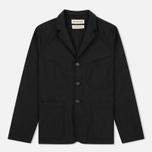Мужской пиджак Universal Works Suit Cotton/Nylon Black фото- 0