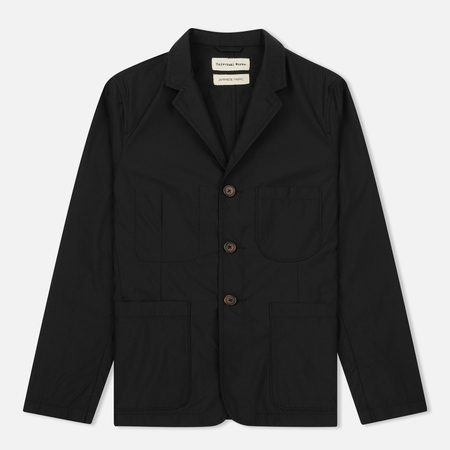 Мужской пиджак Universal Works Suit Cotton/Nylon Black