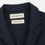 Мужской пиджак Universal Works Suit Cotton/Nylon Navy фото- 1