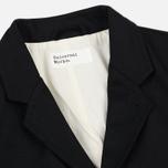 Мужской пиджак Universal Works Suit Flannel Black фото- 1