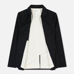 Мужской пиджак Universal Works Suit Flannel Black фото- 2