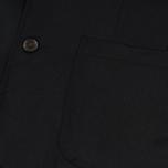 Мужской пиджак Universal Works Suit Flannel Black фото- 3
