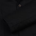 Мужской пиджак Universal Works Suit Flannel Black фото- 4