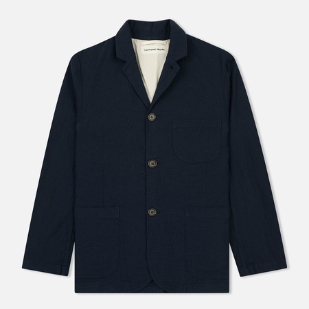 Мужской пиджак Universal Works Suit Panama Cotton Navy
