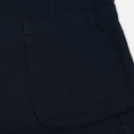 Мужской пиджак Universal Works Suit Panama Cotton Navy фото- 4