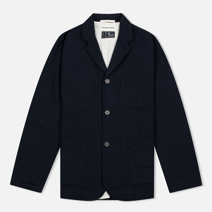 Мужской пиджак Universal Works Suit Penny Wool Navy
