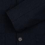 Мужской пиджак Universal Works Suit Penny Wool Navy фото- 4