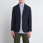 Мужской пиджак Universal Works Two Button Tropical Wool Navy фото- 5