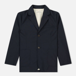 Мужской пиджак Universal Works Two Button Tropical Wool Navy фото- 0