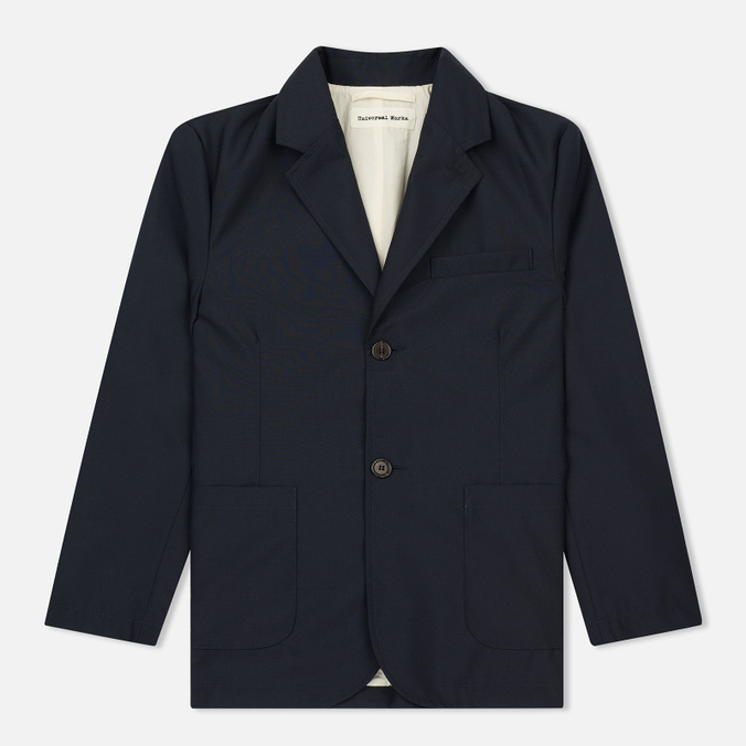 Мужской пиджак Universal Works Two Button Tropical Wool Navy