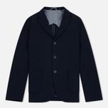 Мужской пиджак Woolrich Piquet Black фото- 0