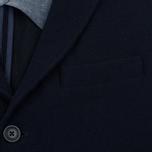 Woolrich Piquet Men`s Blazer Black photo- 3