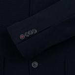Woolrich Piquet Men`s Blazer Black photo- 4