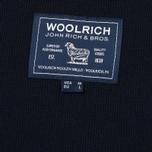 Woolrich Piquet Men`s Blazer Black photo- 7