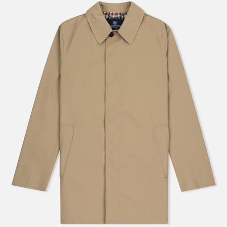Aquascutum Berkeley SB Men's Rain Coat Camel