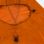 Мужской плащ дождевик Brooks England Cambridge Raincape Orange фото- 2