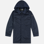 Мужской плащ Hackett Pacable Mac Navy фото- 0