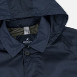 Мужской плащ Hackett Pacable Mac Navy фото- 2