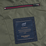 Мужской плащ Hackett Pacable Mac Navy фото- 6