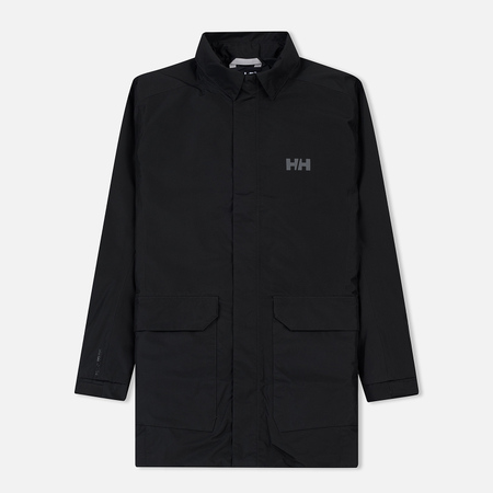 Мужской плащ Helly Hansen Dubliner Coat Black