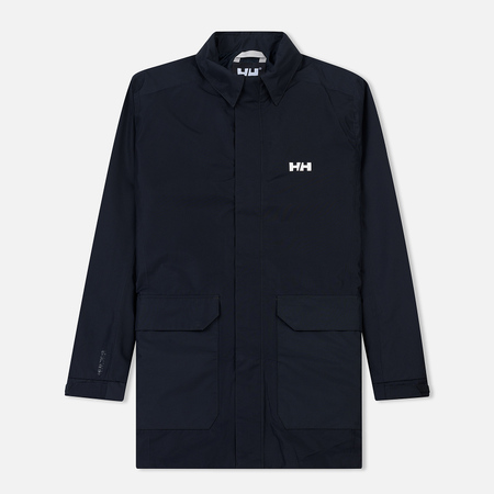 Мужской плащ Helly Hansen Dubliner Coat Navy