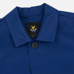 Мужской плащ Lyle & Scott Light Weight Present Blue фото- 2