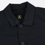 Мужской плащ Lyle & Scott Light Weight True Black фото- 2