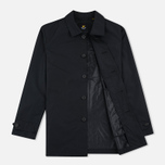 Мужской плащ Lyle & Scott Light Weight True Black фото- 1