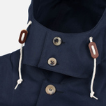 Мужской плащ Mackintosh Dunoon Hood Navy фото- 4