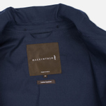 Мужской плащ Mackintosh Dunoon Hood Navy фото- 8