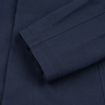 Mackintosh Dunoon Hood Men`s Coat Navy photo- 6