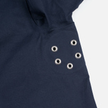 Мужской плащ Mackintosh Dunoon Hood Navy фото- 7