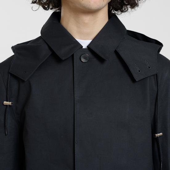 Мужской плащ Mackintosh GR-010 Black