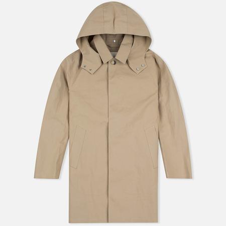 Mackintosh GR-010 Hooded Top Men's Coat Fawn