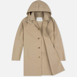 Мужской плащ Mackintosh GR-010 Hooded Top Fawn фото- 1