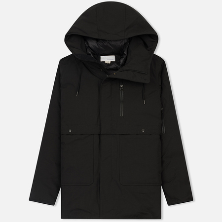 Мужская зимняя куртка Nanamica Down Black