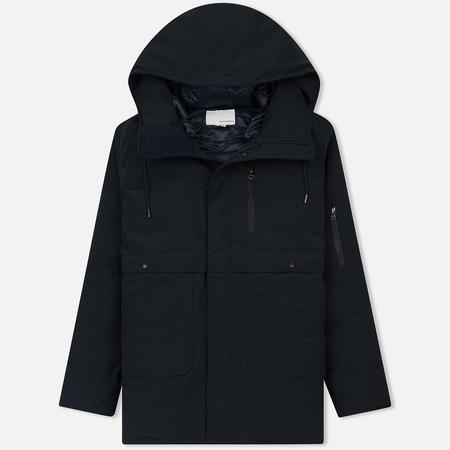 Мужская зимняя куртка Nanamica Down Navy