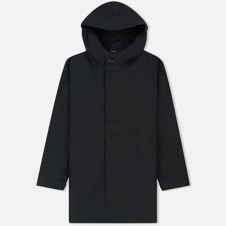 Мужской плащ Nanamica Gore-Tex Shell Black