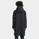 Мужской плащ Nanamica Gore-Tex Shell House Heck Black фото- 4
