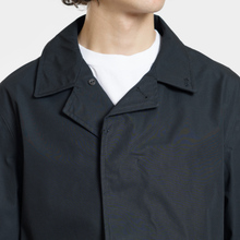 Мужской плащ Nanamica Gore-Tex Soutien Collar Black фото- 3