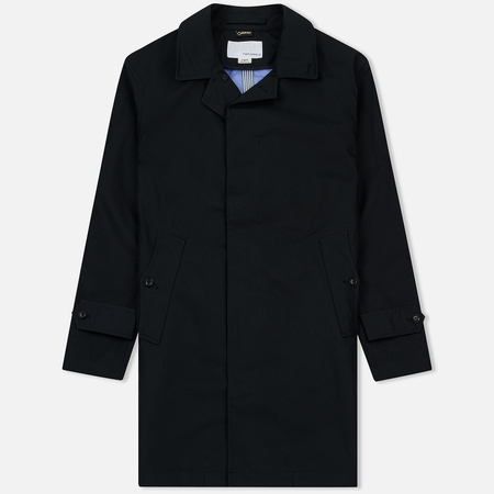 Мужской плащ Nanamica Gore-Tex Soutien Collar Black