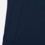 Мужской плащ Norse Projects Thor Crisp Cotton Navy фото- 4