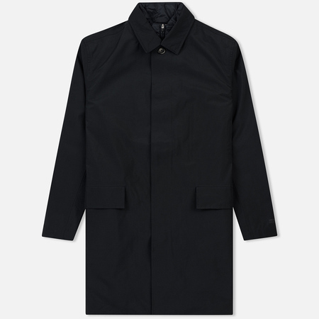 Мужской плащ Norse Projects Thor Gore-Tex Black