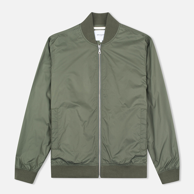 Мужская куртка бомбер Norse Projects Ryan Light Ripstop Dried Olive