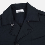 Мужской тренчкот Stone Island David TC Trenchcoat Marine Blue фото- 2