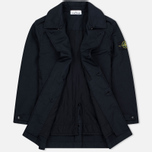 Мужской тренчкот Stone Island David TC Trenchcoat Marine Blue фото- 1