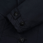 Мужской тренчкот Stone Island David TC Trenchcoat Marine Blue фото- 4