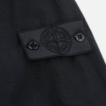 Мужской плащ Stone Island Shadow Project Tela Nylon Mac Black фото- 3