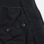 Мужской плащ Stone Island Shadow Project Tela Nylon Mac Black фото- 4