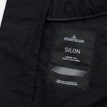 Мужской плащ Stone Island Shadow Project Tela Nylon Mac Black фото- 7